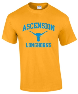 Ascension Spirit Longhorn Tshirt