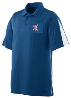 Sports Reach Baseball Mens Polo Augusta 5035