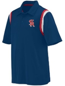 Sports Reach Baseball Mens Polo Augusta 5047