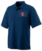 Sports Reach Baseball Mens Polo Augusta 5095