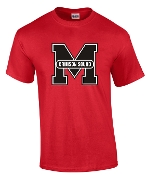 Manual Marching Band T shirt G8000