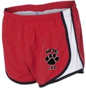 Noe Middle Lax Red/white/black ADULT  Boxercraft shorts 79103