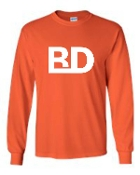 BD Long Sleeve cotton Tshirt G5400