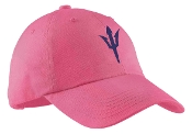 Sun Devils spirit Ladies pink hat LPWU