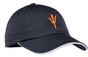 Sun Devils spirit Ladies Navy blue hat LC830