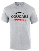Noe Middle Football Sport Gray polyester t shirt G420