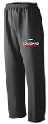 Noe Middle Football Open Bottom sweatpants G184
