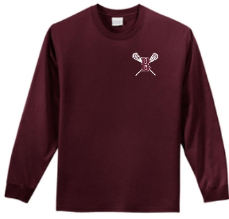 Ballard LAX Essential long sleeve tshirt PC61LS