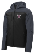 Ballard LAX Hooded soft shell Jacket J335