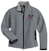 Ballard LAX Womens Soft Shell Jacket L790