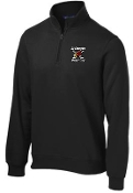 Louisville Ice Cardinals Mens TALL 1/4 zip pullover TST253