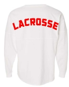 Noe Middle School Lacrosse White Spirit Shirt 22328