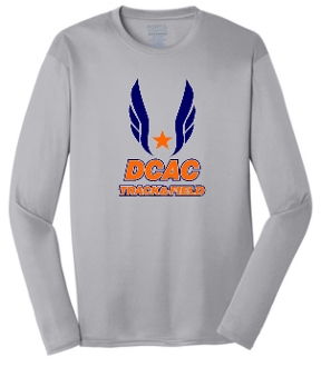 Derby City DCAC long sleeve silver PC380LS