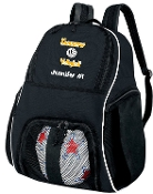 Kammerer Volleyball Backpack style 327850