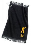 Kammerer Middle School Volleyball towel PT40