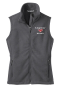 St Margaret Mary Gray Volleyball spirit Ladies Fleece Vest L219