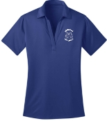Lincoln Elementary Ladies Moisture wicking polo L540
