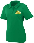 Alex R Kennedy Womens  Dri-Fit Polo Augusta 5002