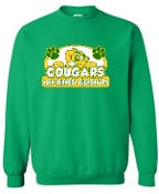 Alex Kennedy Irish Green ADULT ONLY Crewneck sweatshirt G18000
