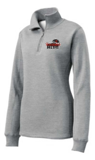 Louisville Metro HS Hockey Ladies 1/4 zip sweatshirt LST253