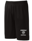 Louisville Tigers Basketball moisture wicking shorts ST355