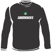 St Martha Moisture wicking long sleeve Basketball warm up