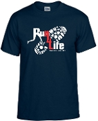 Run 4 Life G2000 Cotton T-shirt