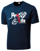 Run 4 Life ST350 Moisture wicking T-shirt