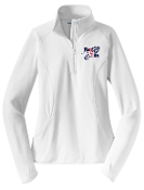 Run 4 Life Ladies 1/2 zip  pullover LST850