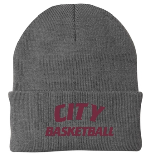City Basketball CP90 Knit Cap