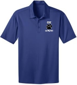 CEC Baseball Mens embroidered polo K540