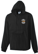 NE Striders Black Rain jacket Aug 3130