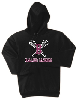 Ballard FULL FRONT LACROSSE Essential fleece PC90H