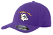 Louisville Male Football Alumni STC17 Purple hat