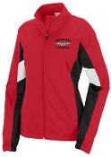 Louisville Flyers Augusta 7724 LADIES ONLY jacket