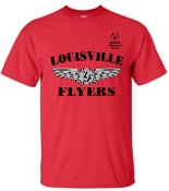 Louisville Flyers cotton short sleeve t shirt G2000