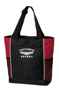 Louisville Flyers Red Black tote bag B5160