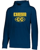 Carter CC Adult Augusta Wicking Fleece Hooded Sweatshirt 5505