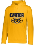 Carter CC Augusta Wicking Youth Fleece Hooded Sweatshirt 5506