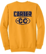 Carter Cross Country ADULT Crewneck sweatshirt PC78