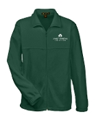 St Martha Mens Embroidered Fleece