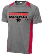 Heart For Christ Basketball Colorblock T ST361