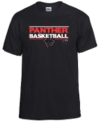 Heart For Christ Basketball T shirt G8000