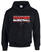 Heart For Christ Basketball Hooded sweatshirt G185