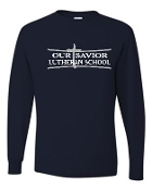 OSLS youth sized long sleeve t shirt 29BL