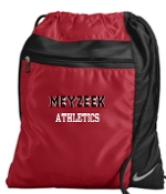 Meyzeek Athletics Nike TG0274 Cinch sack