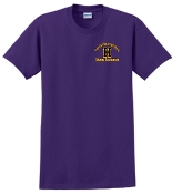 Louisville Male Alumni purple T G2000