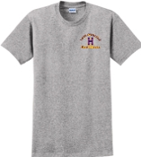 Louisville Male Alumni personalized Sport Gray T G2000