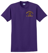 Louisville Male Alumni Hall of Fame purple T G2000