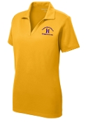 Louisville Male Alumni LADIES LST640 Gold polo